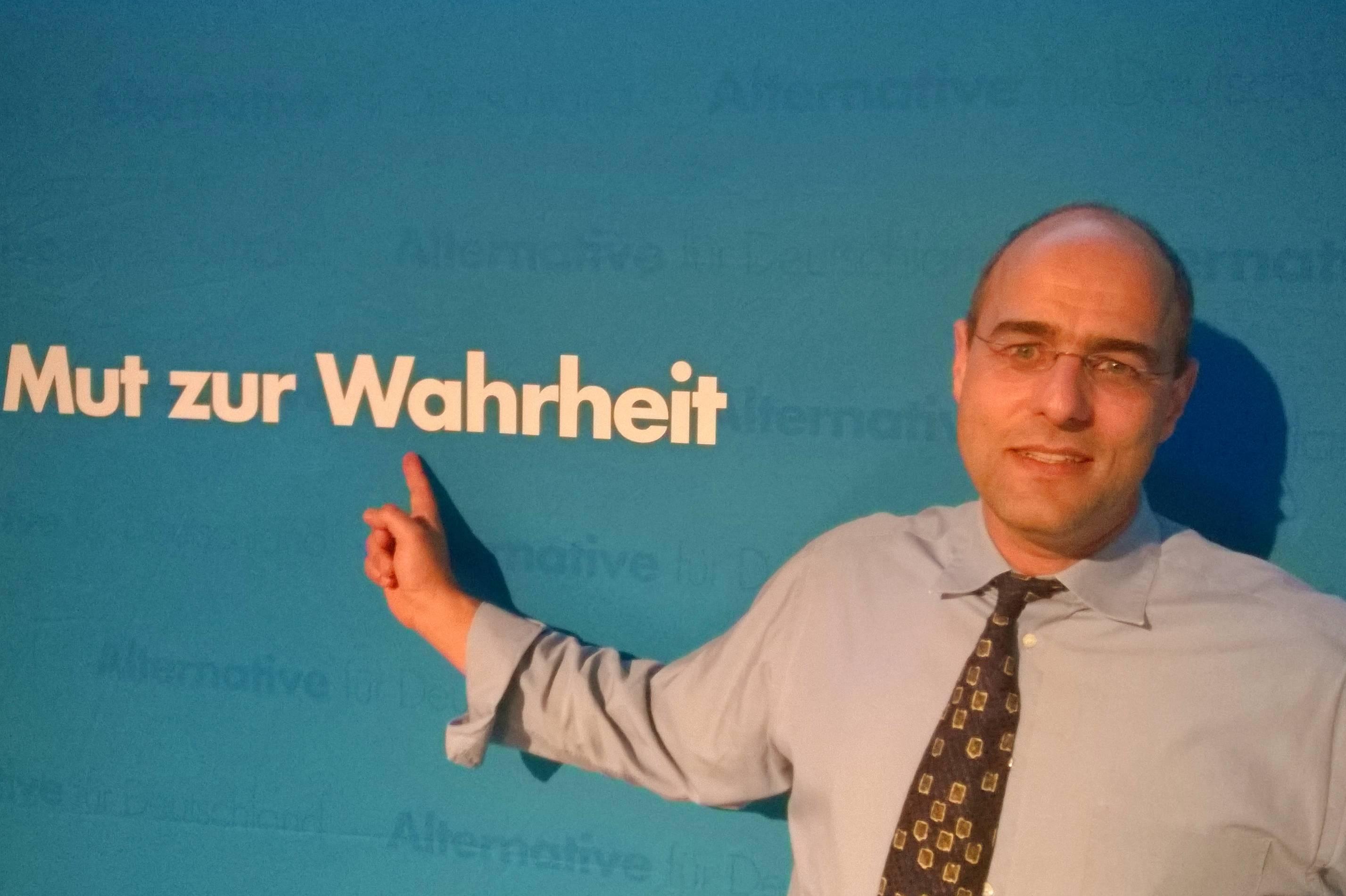 Mut zur Wahrheit Peter Boehringer