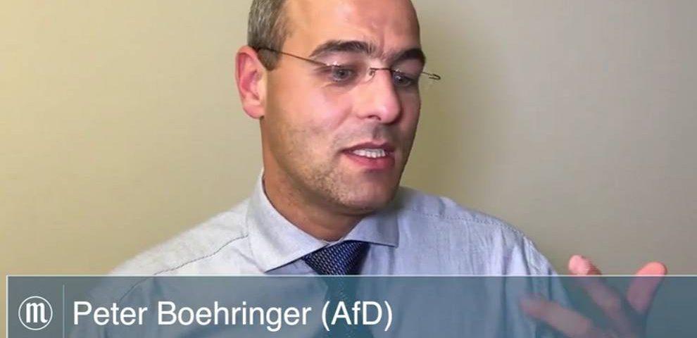 Peter Boehringer Mittelbayerische
