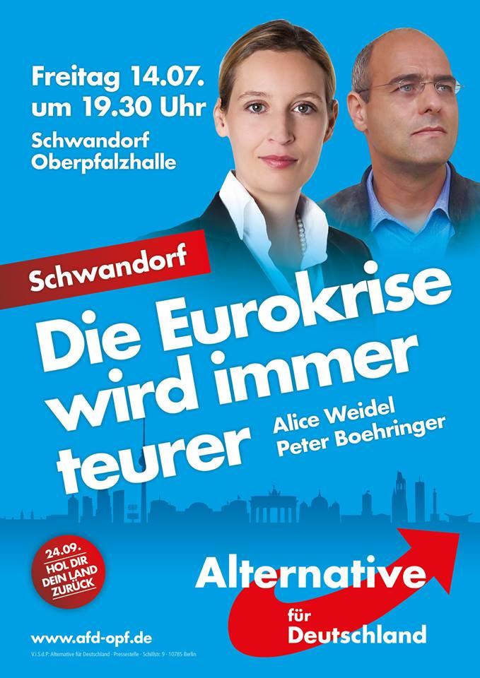 Alice Weidel, Peter Boehringer