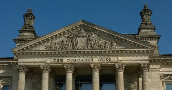 AfD nun im Reichstagsgebäude