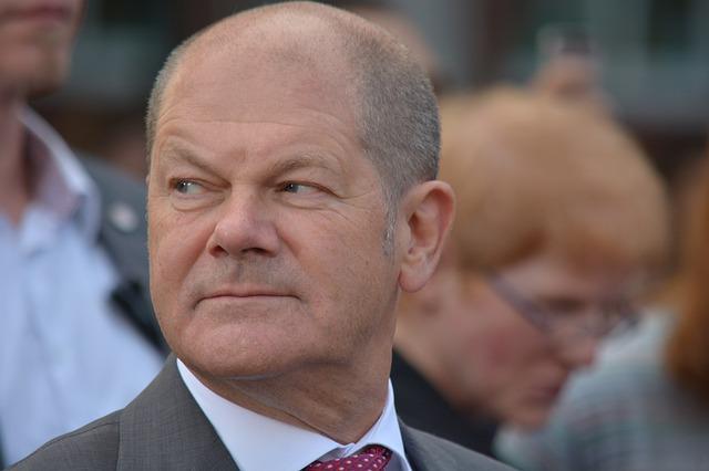 Bundeshaushalt von Finanzminister Olaf Scholz