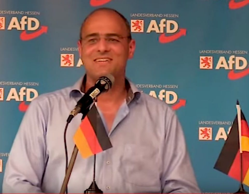 Boehringer, Sommervortrag in Hessen