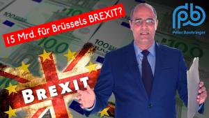 15 Mrd. jedes Jahr mehr nach Brüssel?