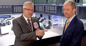 Frank Meyer interviewt Stefan Riße