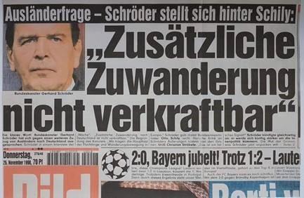 Nur Worte Zitate Zu Zuwanderung Von Brandt Bis Merkel