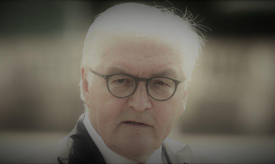 Bundespräsient-Frank Walter Steinmeier