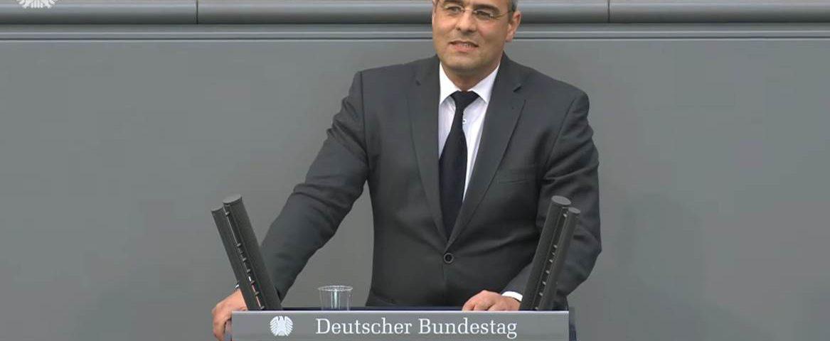 Peter Boehringer im Bundestag 25.03.2020