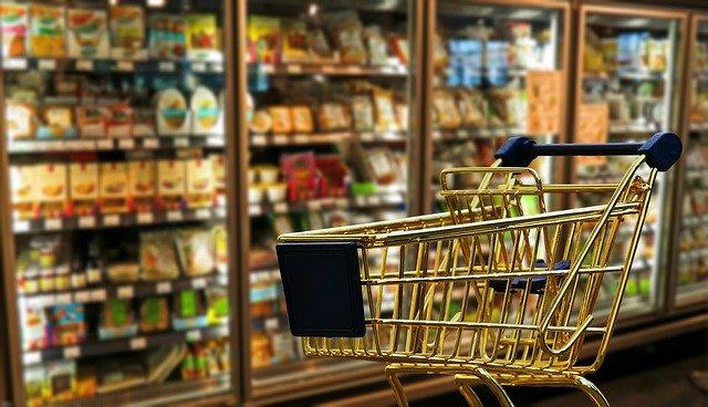 Einkaufsladen
