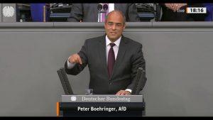 Peter Boehringer zu EU-Coronamaßnahmen der EU