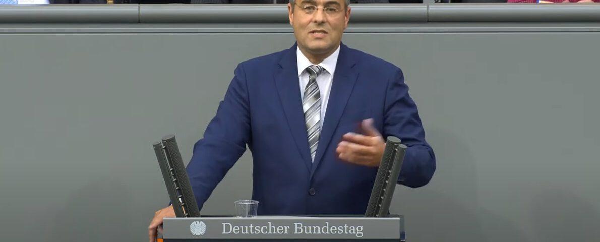 Bundestagsrede Peter Boehringer 29.09.2020