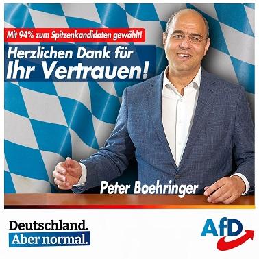 Spitzenkandidat Bundestagswahl 2021